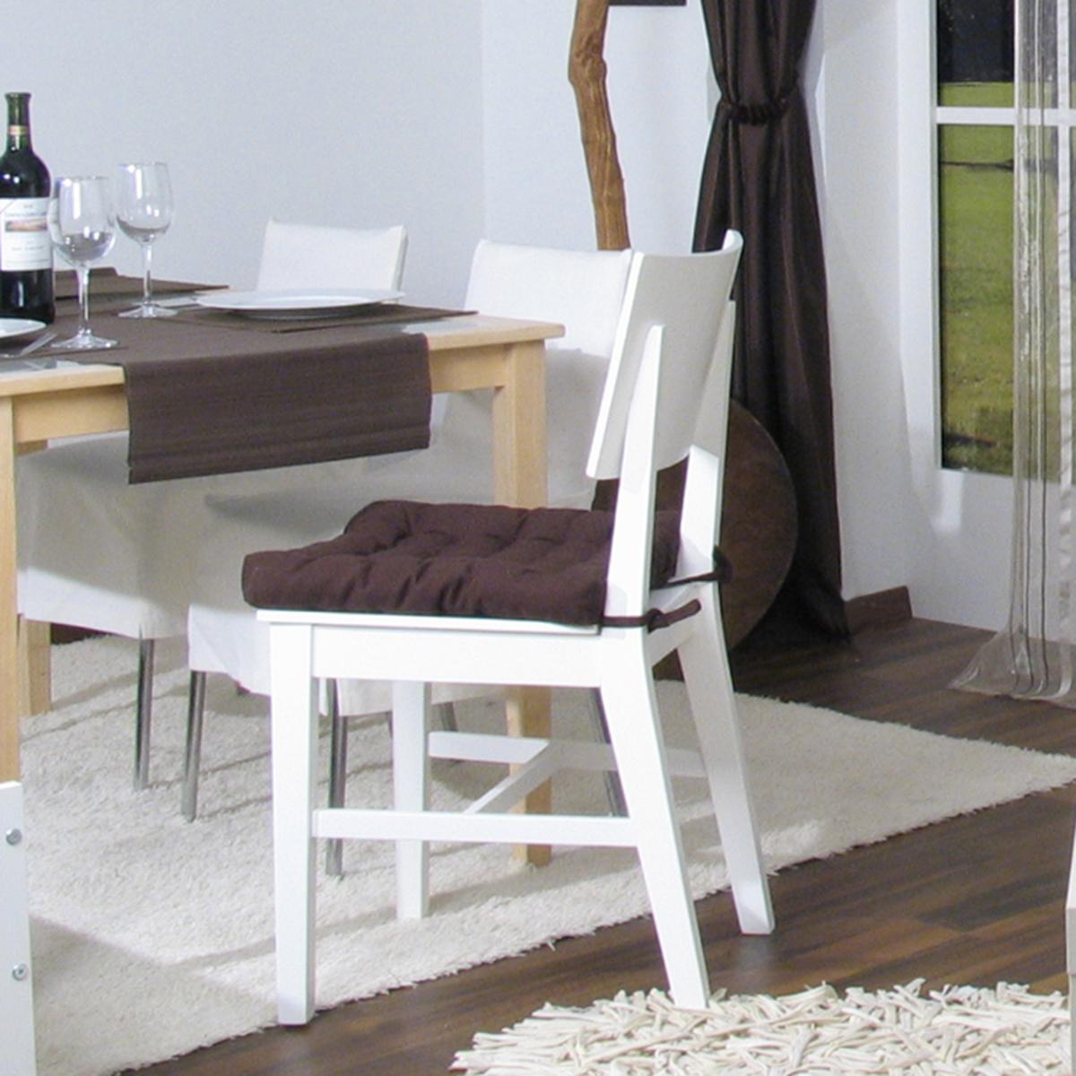 Шоко Възглавница за стол 39×39 Plum ethno