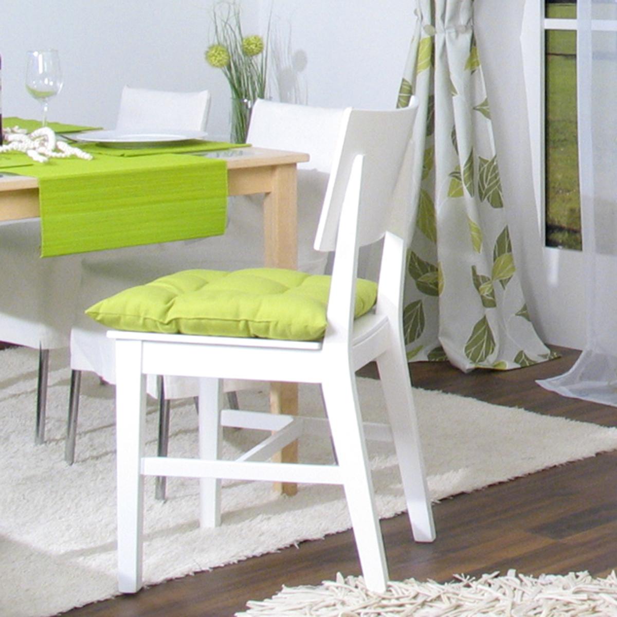 Резеда Възглавница за стол 39×39 Plum wood
