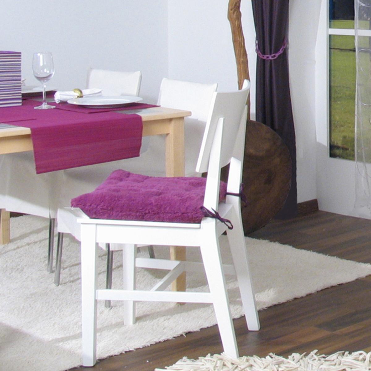 Лила Възглавница за стол 39×39 Plum purple