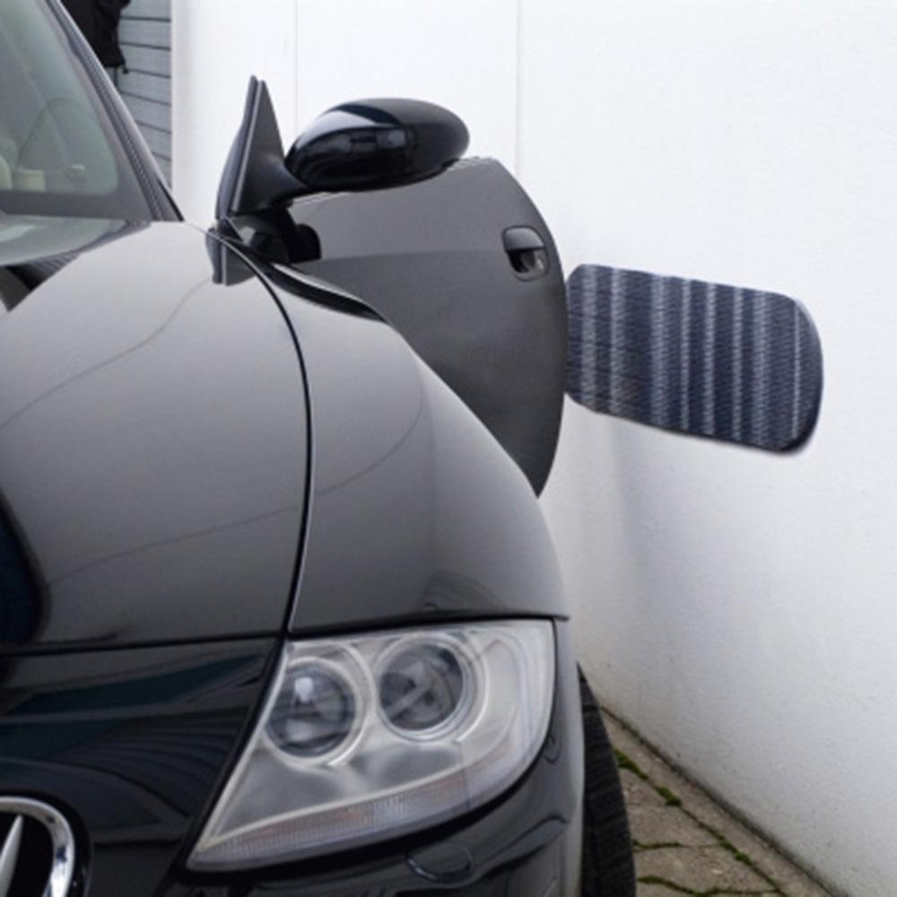 самоз.предпазваща лента за гараж 56х15см,2бр.