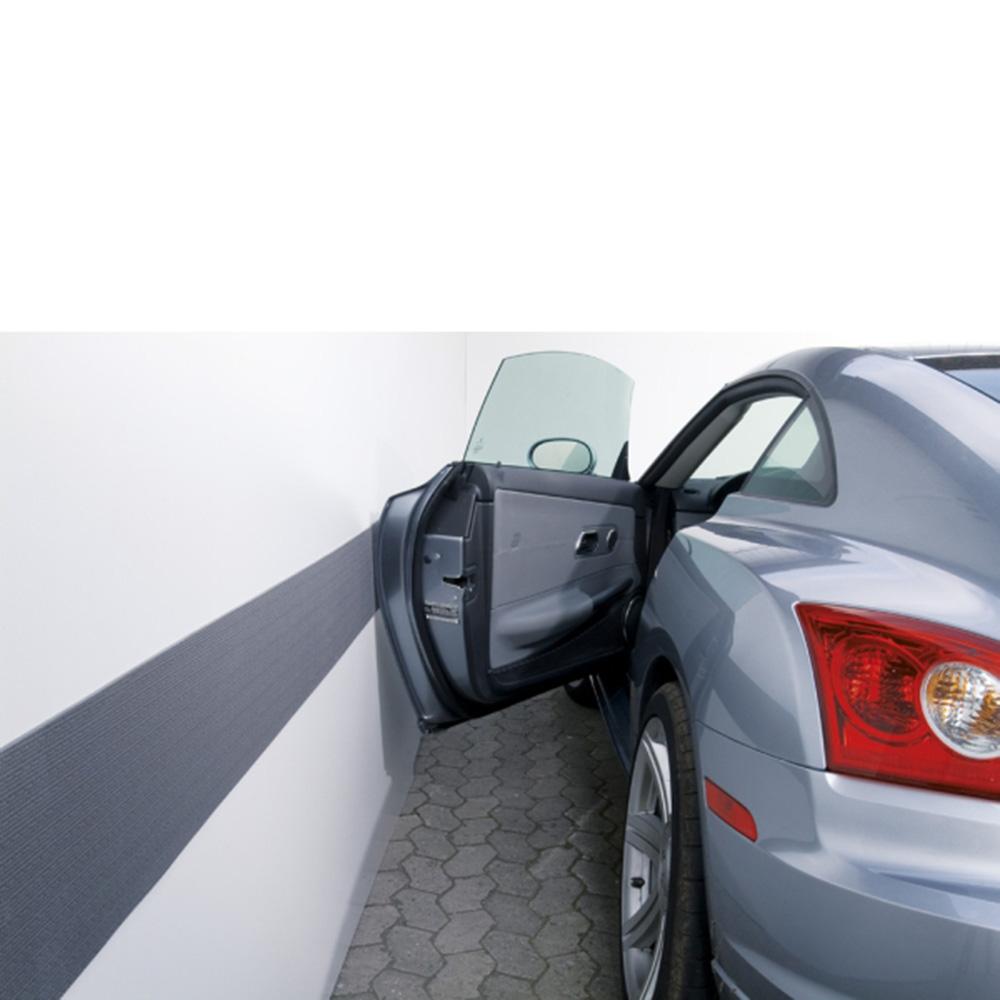 самоз.предпазваща лента за гараж 20х200см