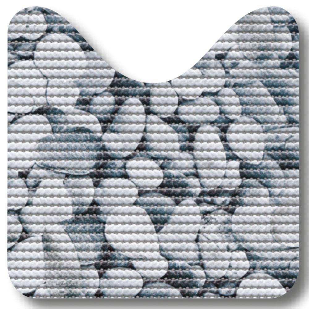 постелки за баня Софти-сет U 80х48+48х48 Камъни