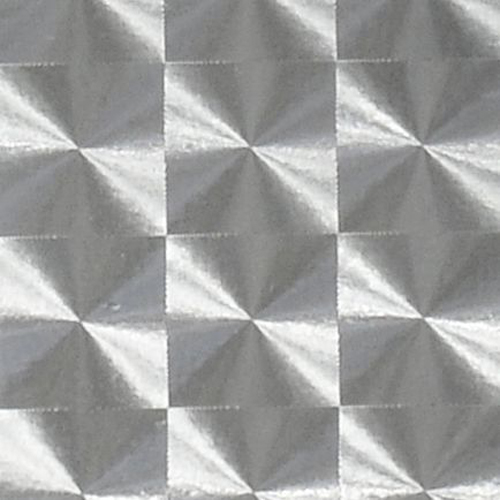 фолио Металик квадрат голям