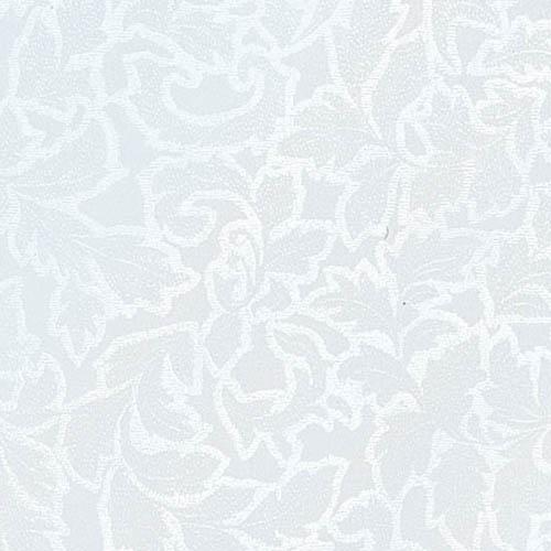фолио Витражно бяло цветя
