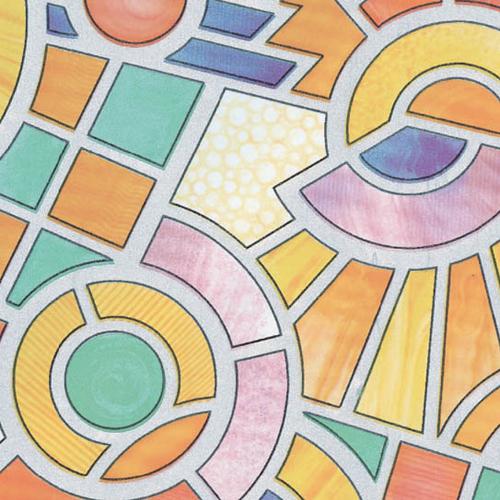 фолио Витражно мозайка цветна