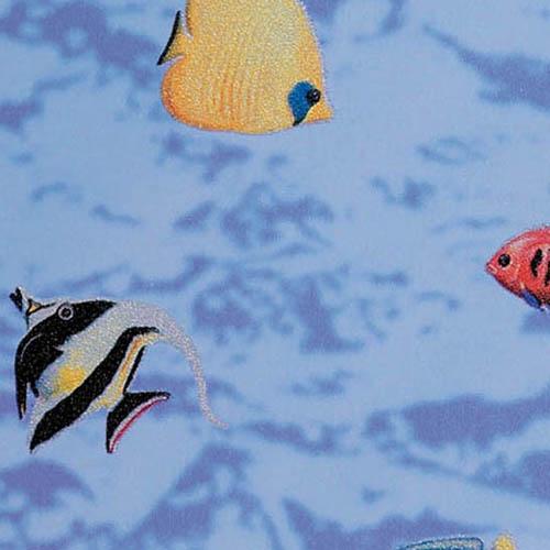 фолио Витражно риби