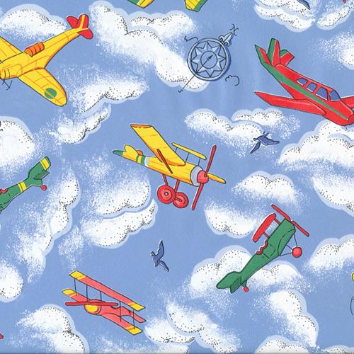 фолио Детско самолети