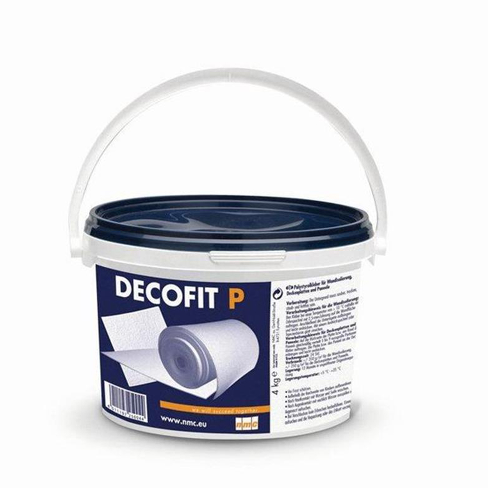 стиропорно лепило Декофит-П 4кг