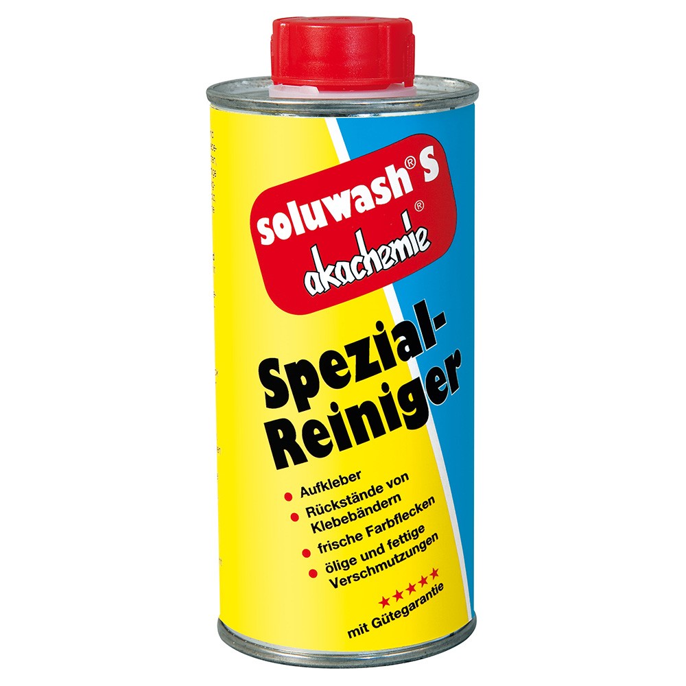 специално почистващо средство – боя/лепило/петна