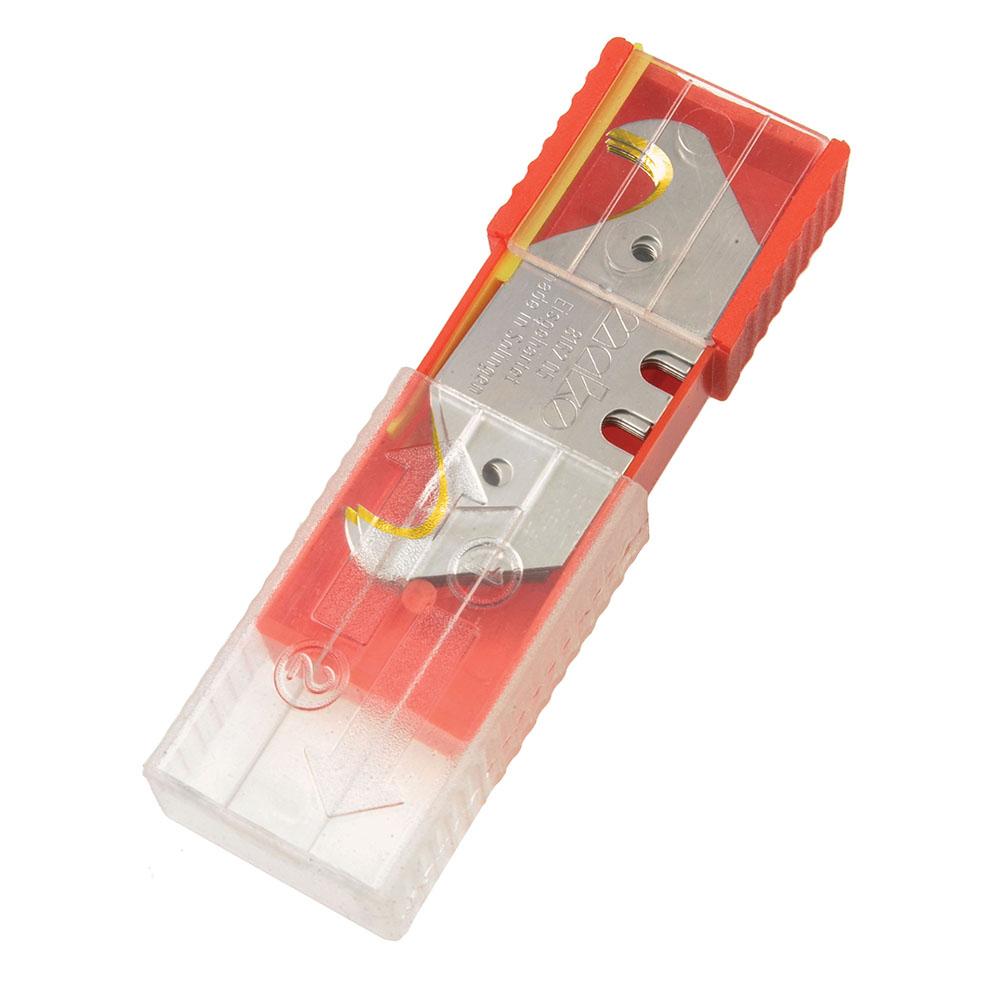 """ножчета резервни """"настилки""""-кука Solingen Титан 5бр 0.65мм"""