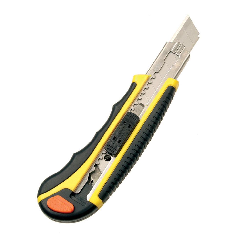 ножче универсално с дръжка Soft Grip ***** 18мм