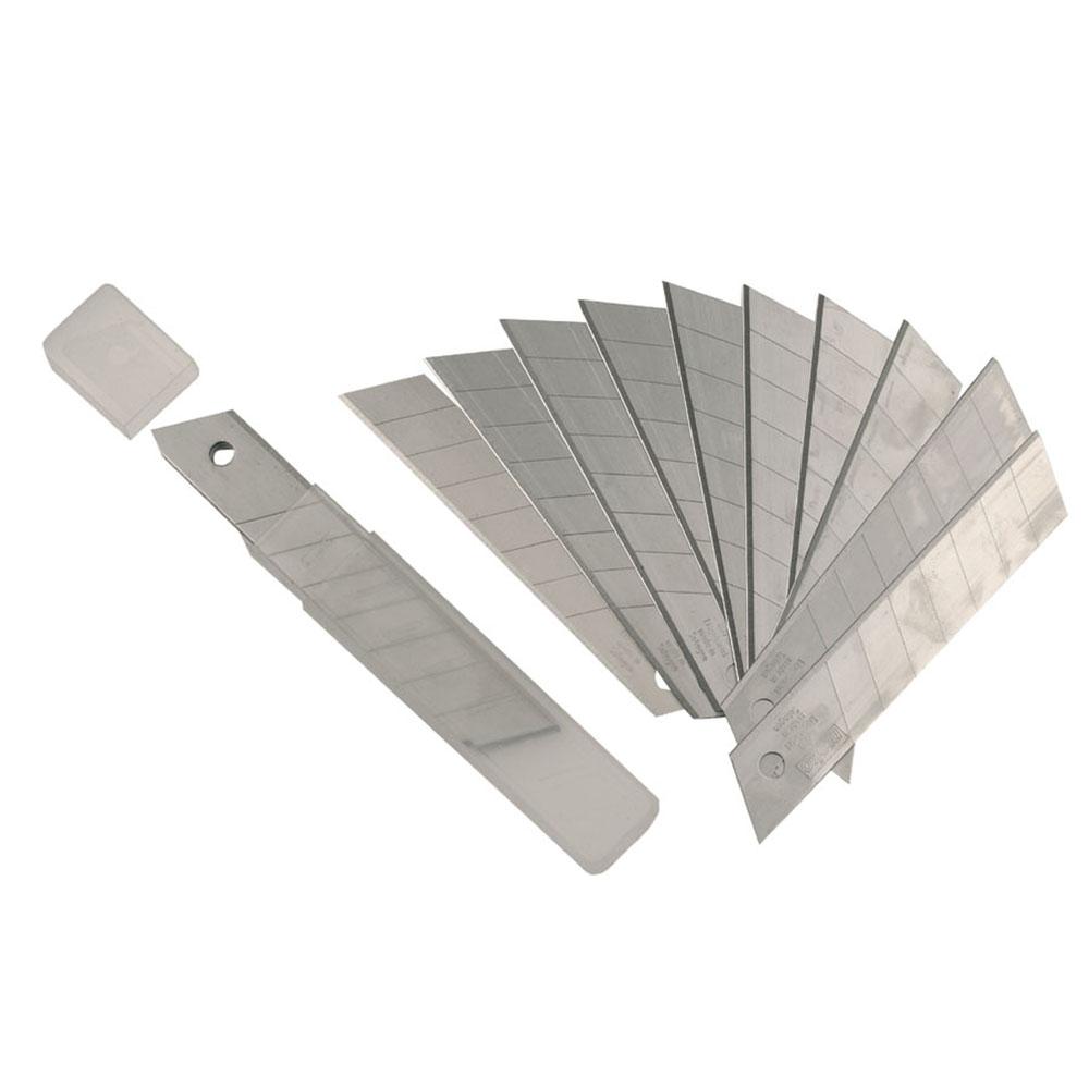 ножчета резервни 10бр. 18мм