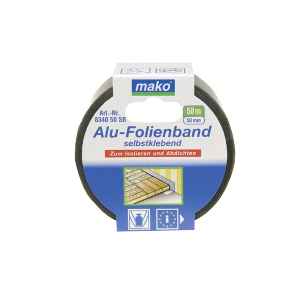 алуминиева лента изолиране/уплътн. Profi 50ммх50м