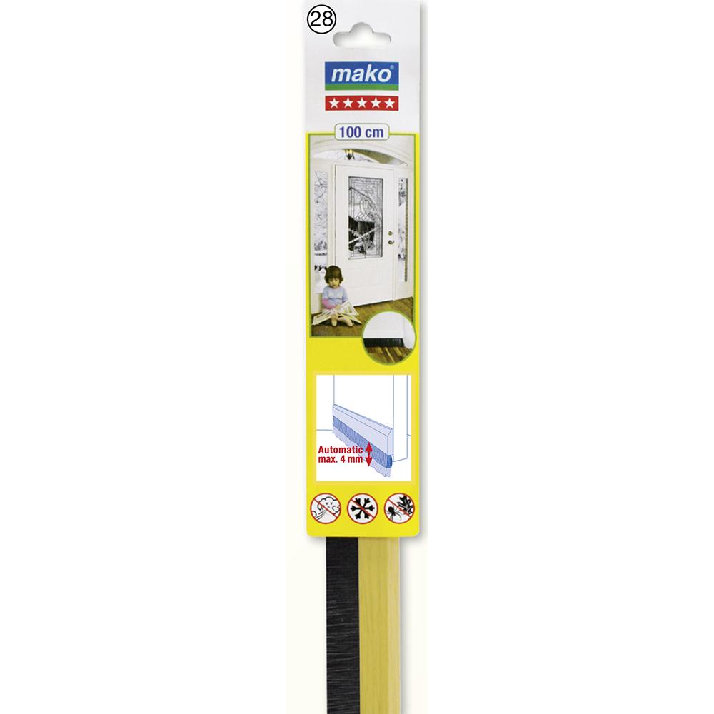 уплътнение за врати автоматик PVC
