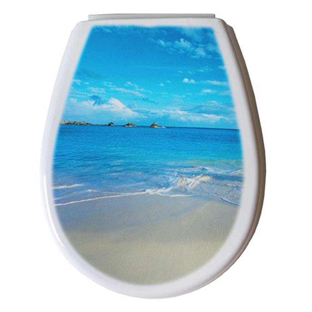 седалка за тоалетна чиния Lilia фото Плаж