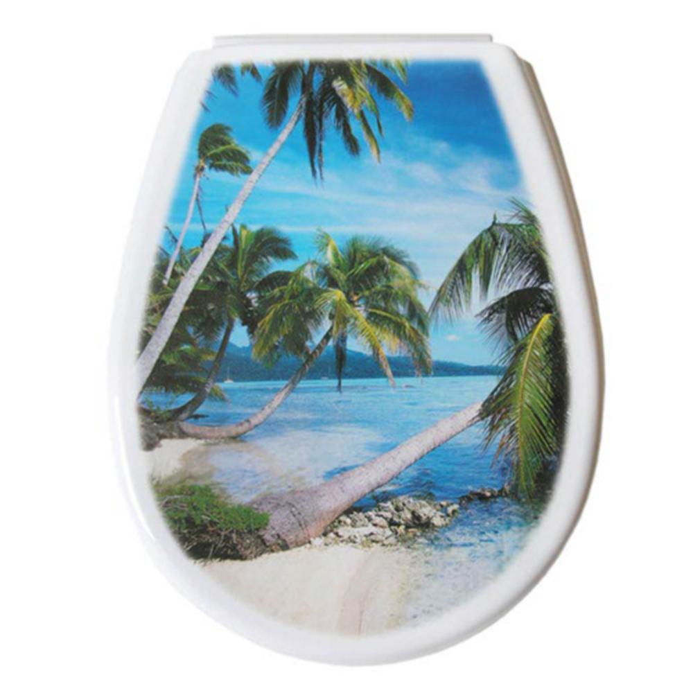 седалка за тоалетна чиния Lilia фото Палма